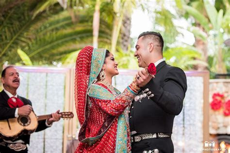 Colorful Pakistani & Mexican Cross Cultural Wedding   Sana
