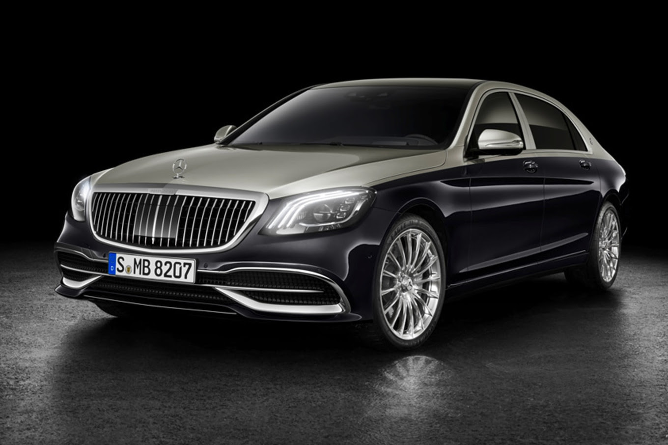 2019 MercedesMaybach SClass Unveiled Ahead of Geneva Motor Show  Motor Trend Canada