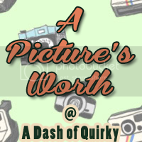 a dash of quirky