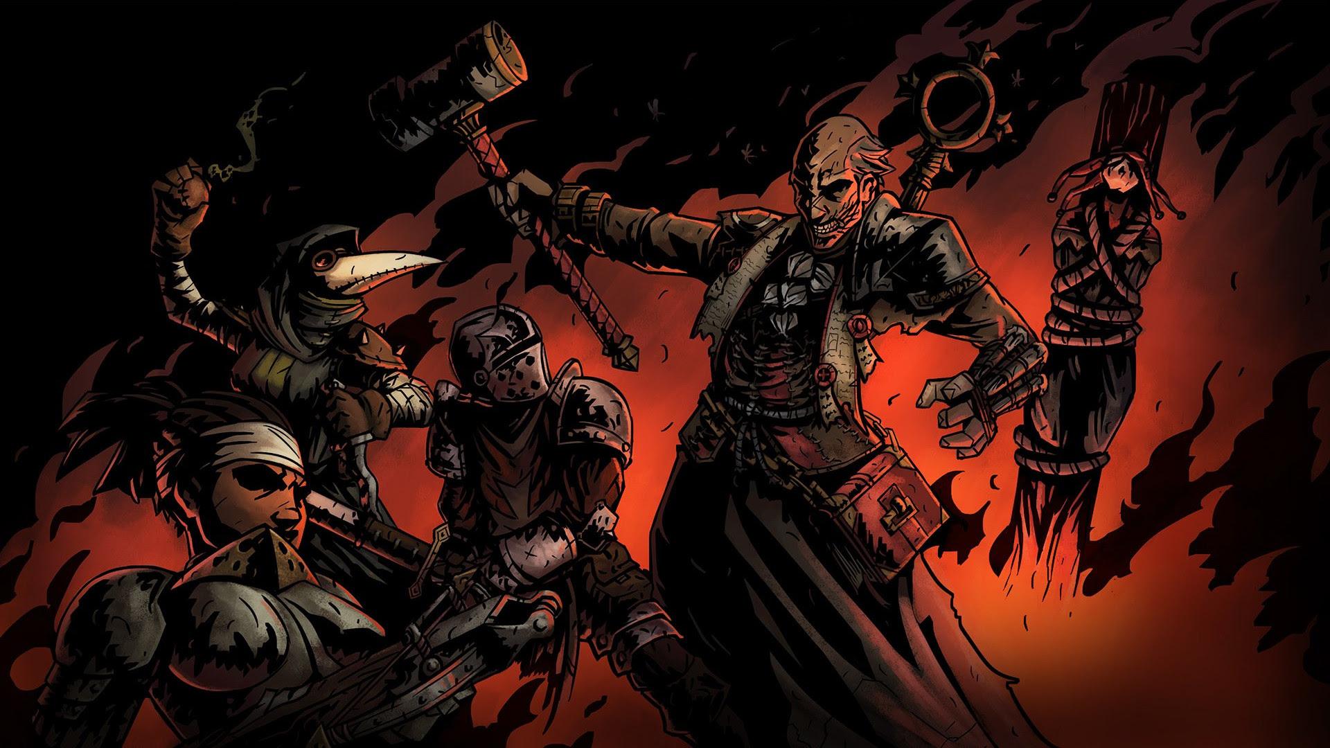 Review: Darkest Dungeon: The Crimson Court screenshot