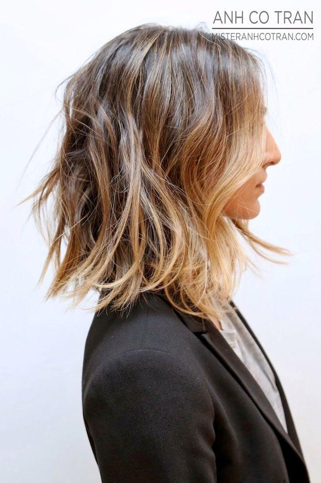 Le Fashion Blog Hair Inspiration Long Subtle Ombre Bob Sombre Lob Black Blazer Via Anh Co Tran photo Le-Fashion-Blog-Hair-Inspiration-Long-Subtle-Ombre-Bob-Sombre-Lob-Black-Blazer-Via-Anh-Co-Tran.jpg