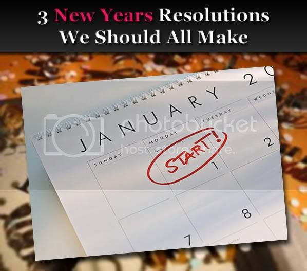 What's your New Years Resolution?, www.GetHotIn90.com
