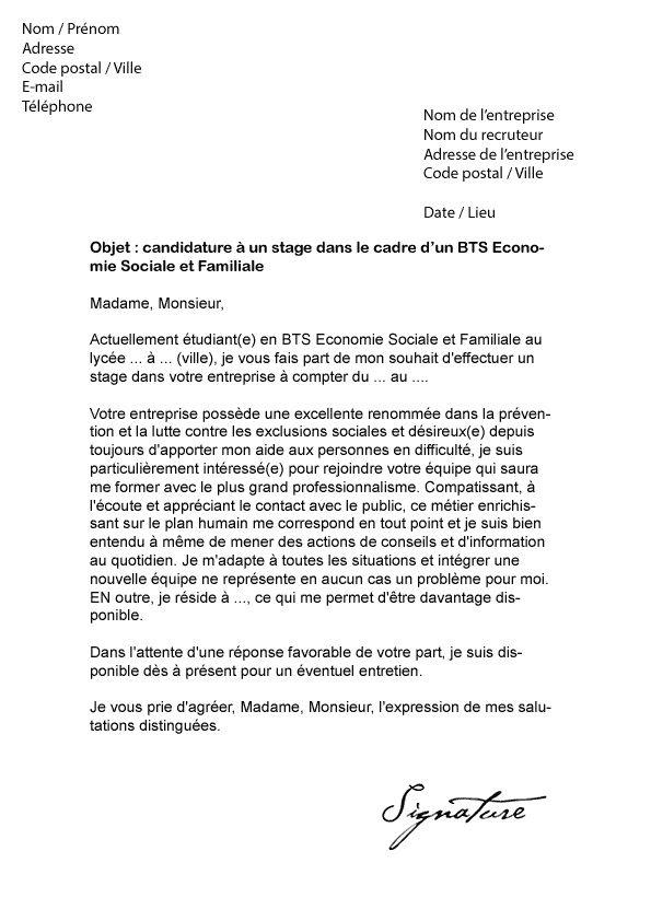 Lettre De Motivation Banque Populaire Maroc