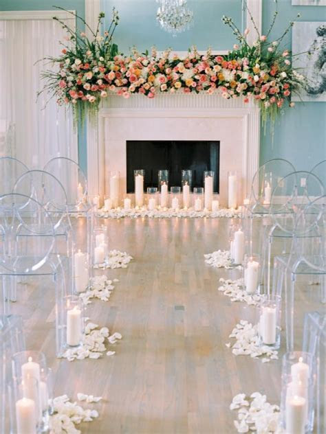 32 DIY Wedding Arbors, Altars & Aisles   DIY