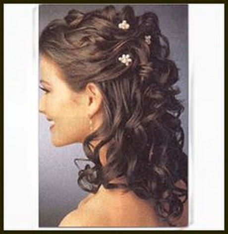 Prom  hairstyles  half updos