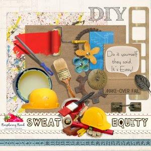 Sweat Equity Freebie Kit