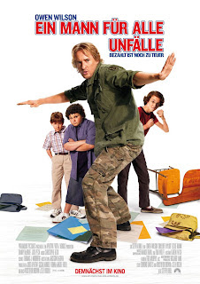 Drillbit Taylor International Poster