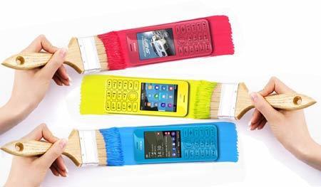 5 lý do, Nokia 206
