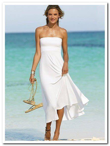 Casual Beach Wedding Dresses   Wedding and Bridal Inspiration