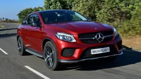 Mercedes Benz Gle Suv 2019 Price