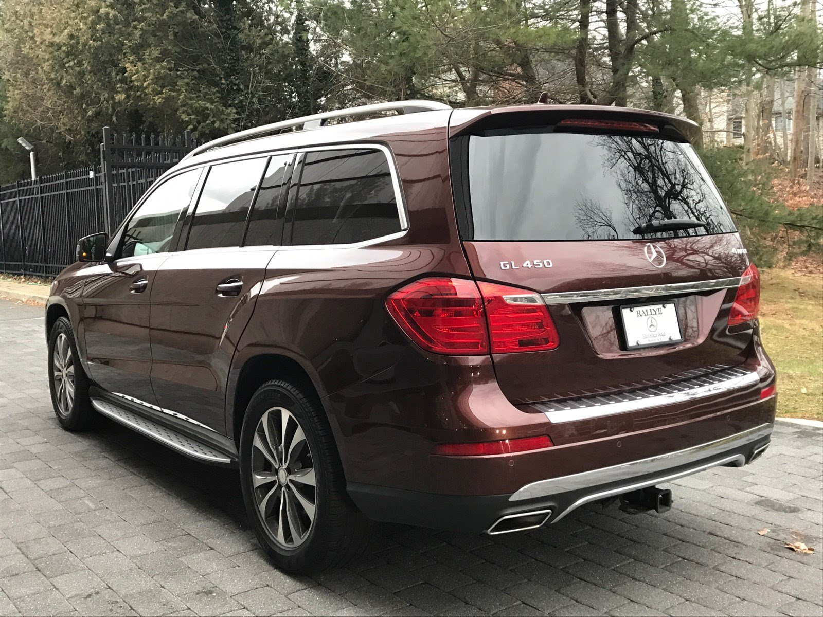 Certified Pre-Owned 2014 Mercedes-Benz GL GL 450 SUV in ...
