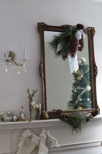 Arbor House Lane: For the grist bedroom mirror!