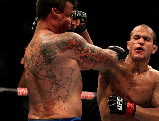 UFC146 junior cigano frank mir (Foto: Agência Getty Images)