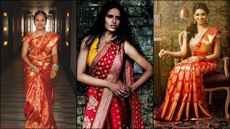 Shopzters   Top 5 Colours For Dusky Brides!