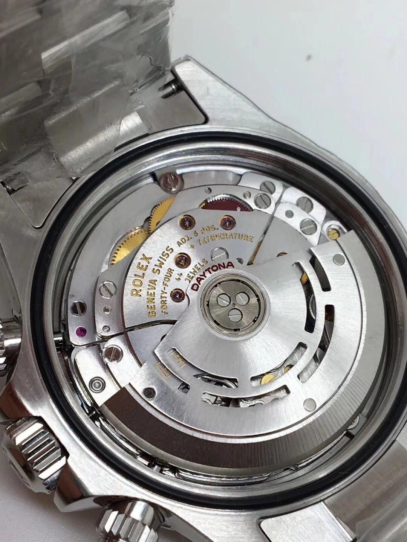 Noob Replica Rolex Daytona 116500 Ceramic Black_7