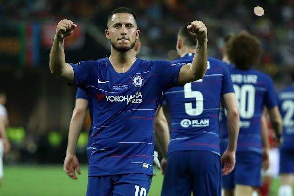 2a37488608 Calciomercato Real Madrid, Hazard in arrivo: accordo col Chelsea per 100  milioni