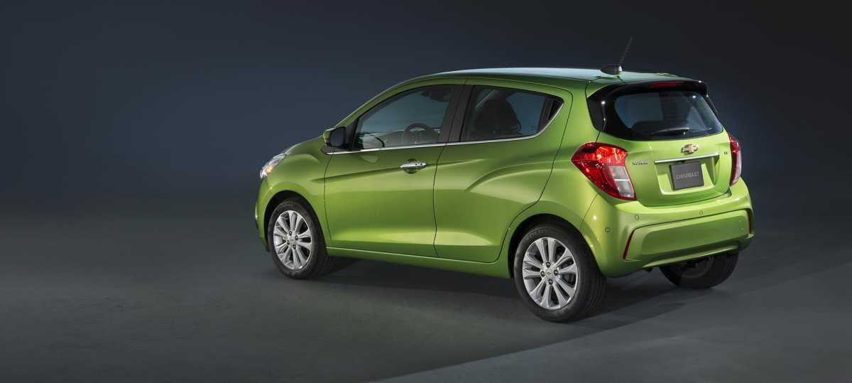 2016 Chevrolet Spark Wallpapers [HD]  DriveSpark