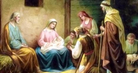 Oraciones para Navidad