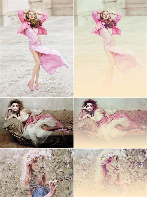 Free Best Photoshop Actions For Vintage, Retro & Wedding