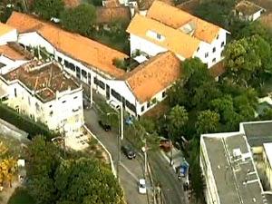 Hotel Santa Teresa (Foto: Reprodução/TV Globo)