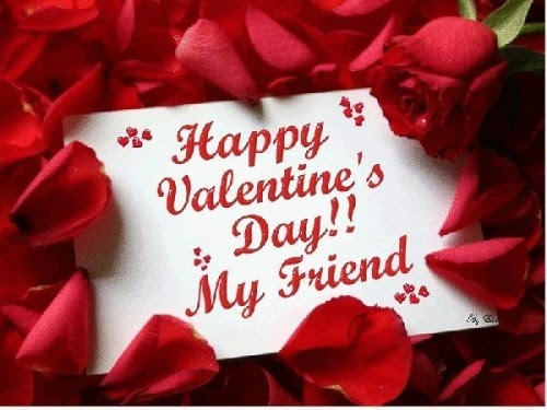 Happy Valentines Day My Friend Pictures Photos And Images For