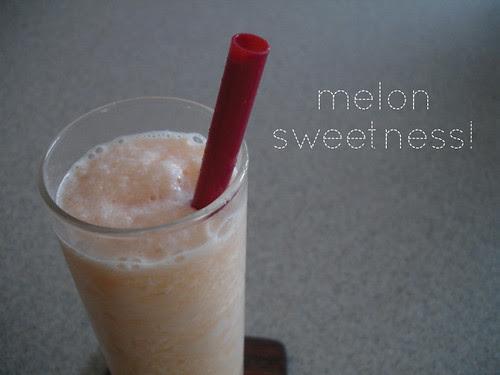 Sweet Summer Melon Smoothie