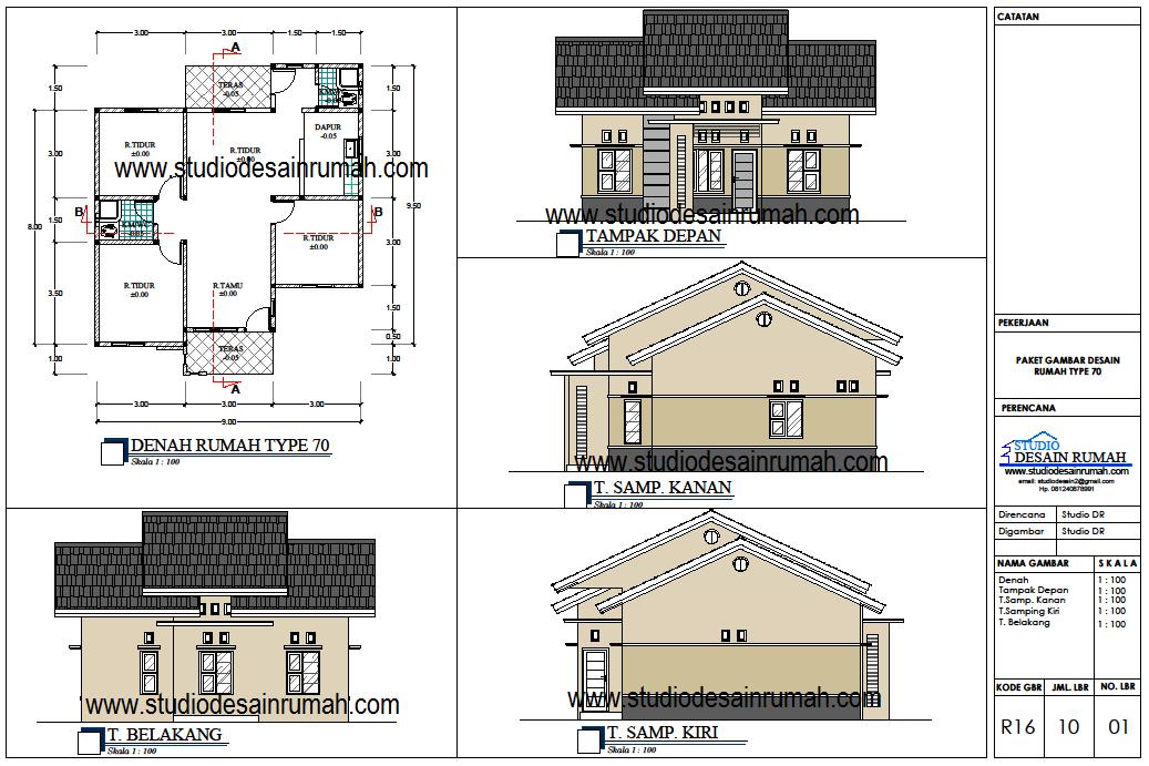 Desain Rumah Type 36 Pdf