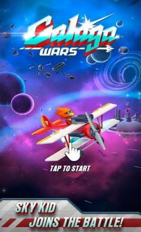 Galaga Wars mod apk