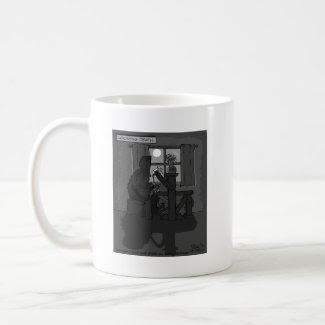 Looming Death mug