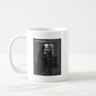 Looming Death mug