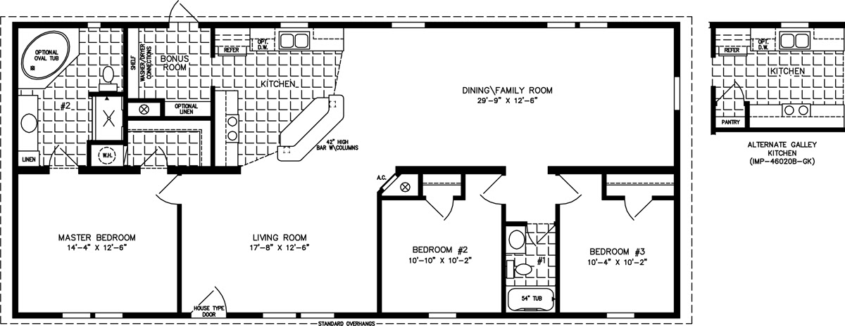 20 lovely 1500 to 1700 square foot house plans