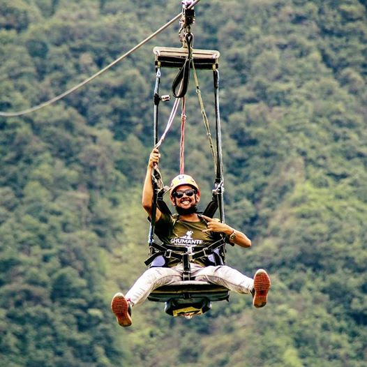 pokhara zip flyer