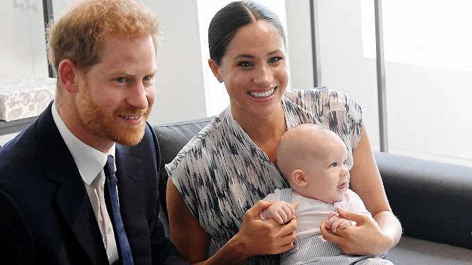 Lucky Offers Ads((Via-News)) Meghan Markle, Prince Harry share sweet moment with son Archie in upcoming documentary