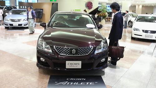 Toyota Crown Athlete