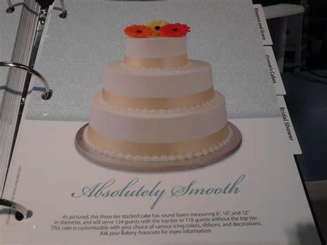 Wal Mart cake book spring 2014   Walmart wedding cakes