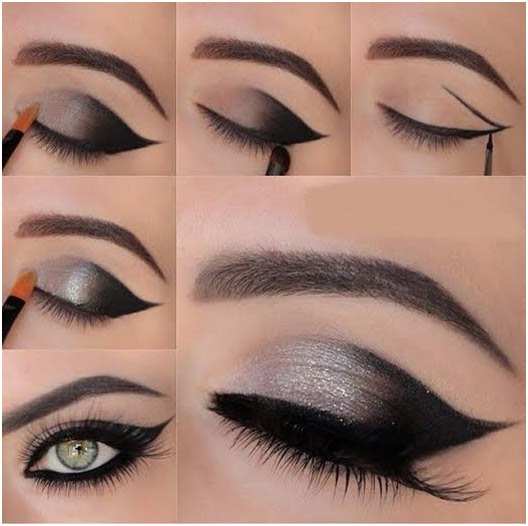 How to Apply Cat Eyeliner on Hooded Eyes - Winged Liner Tutorial for Hooded Eyes