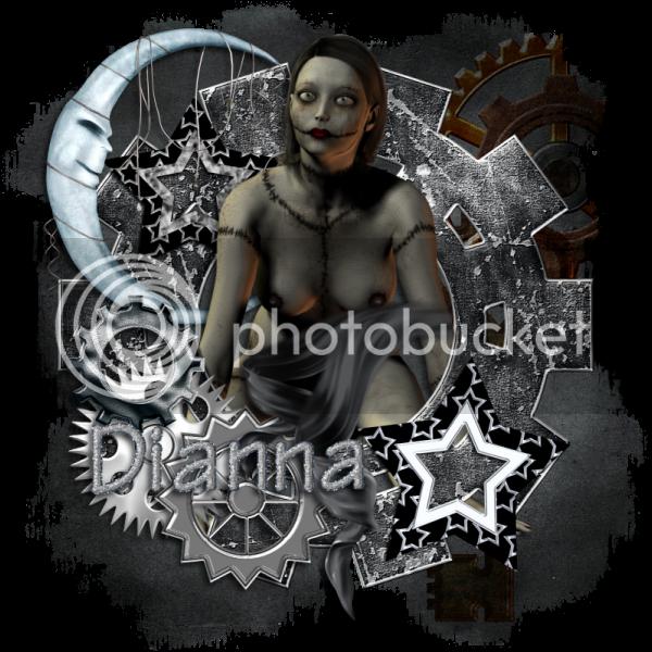 Steam Dreams - Dianna