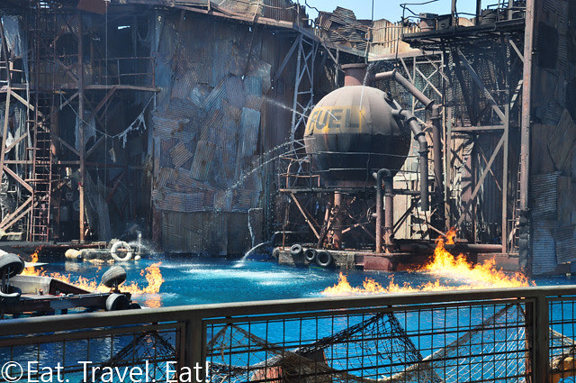 27 Waterworld Fuel Explosion