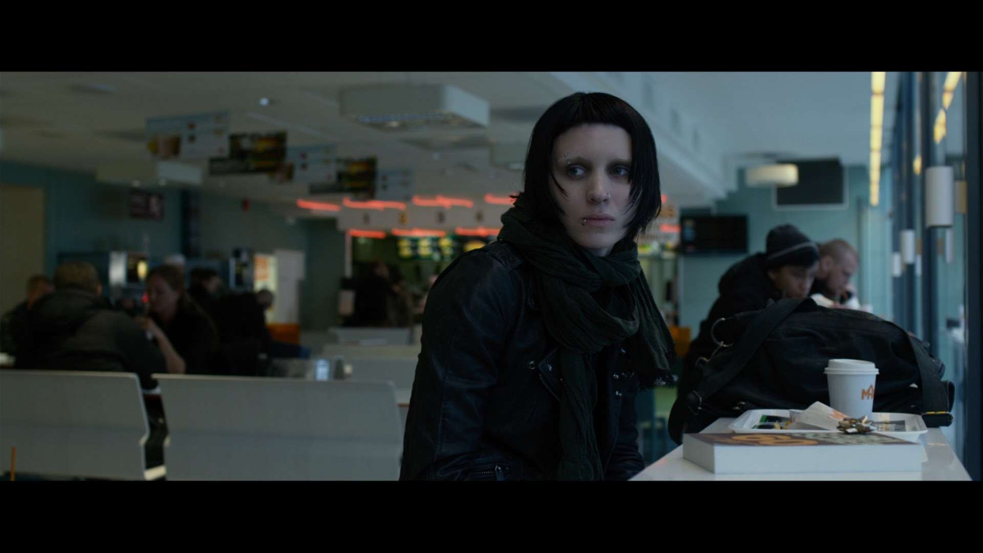 The Girl With The Dragon Tattoo Blu Ray Daniel Craig
