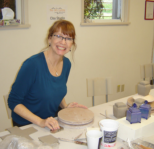 Pauline Doyle, Port Moody Arts Centre Ceramics Department