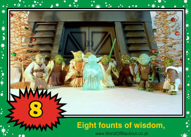 Eight founts of wisdom,