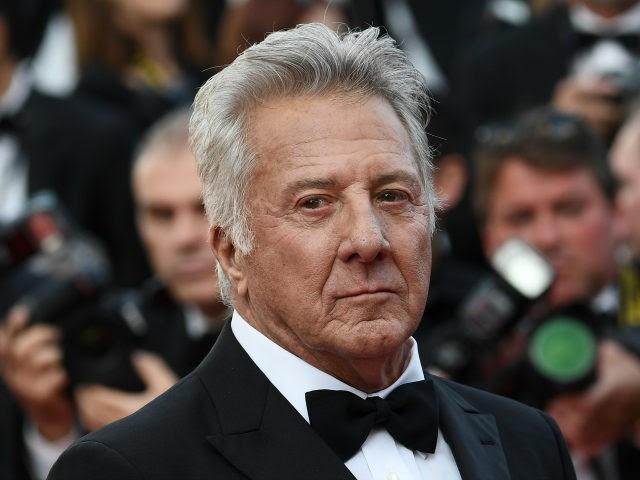 Risultati immagini per Dustin Hoffman sexual harassment