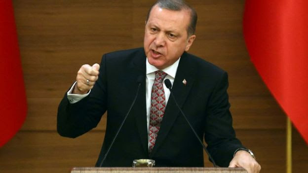 HITLER RISES AGAIN: Erdogan Declares State Of Emergency For Three Months