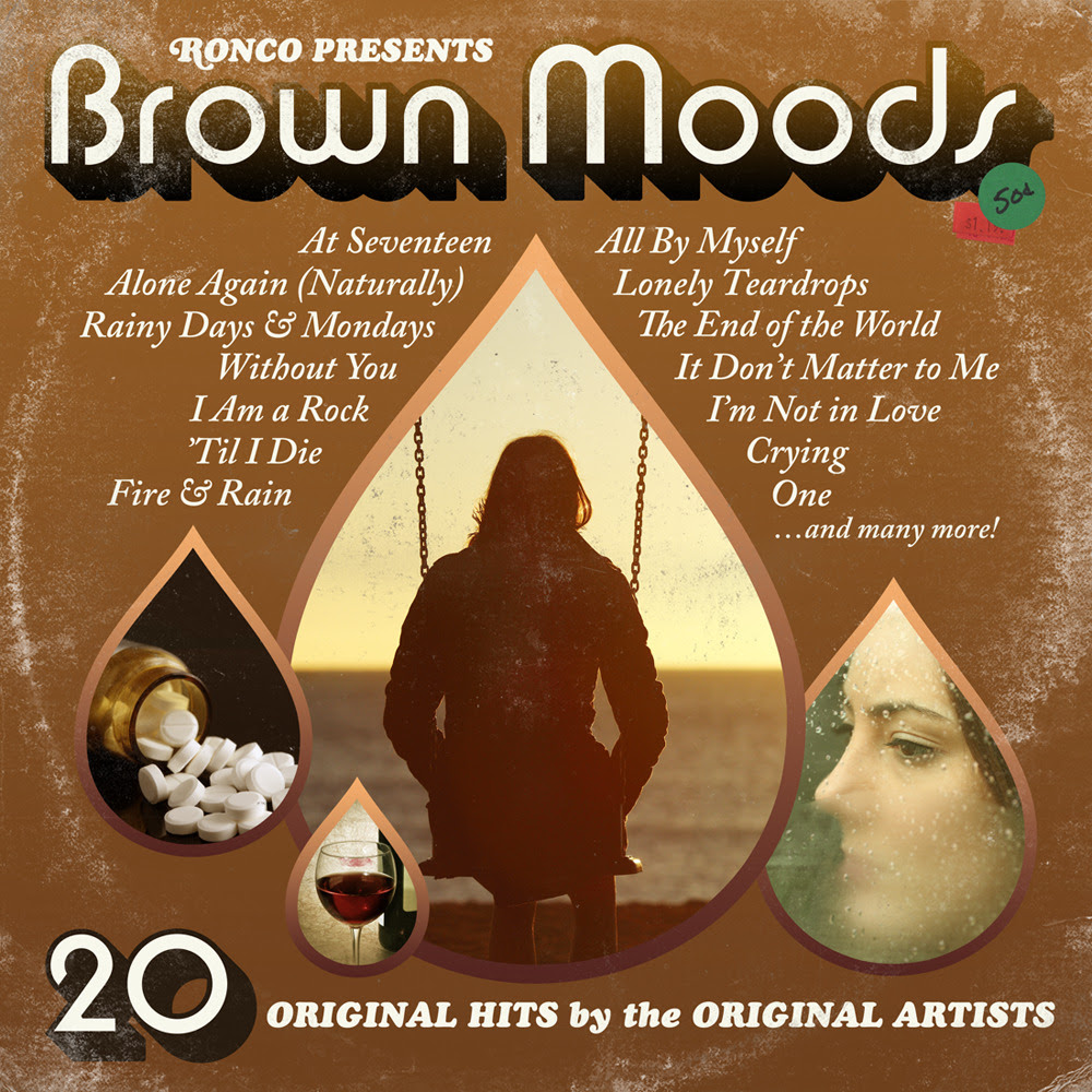 Ronco Presents Brown Moods written with Rachel Lichtman @rachelichtman