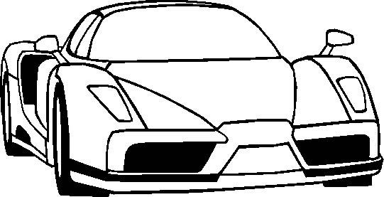 Download Popolare   U221a  Disegni Ferrari Da Colorare