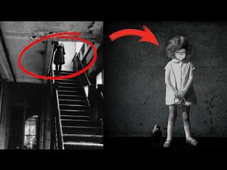 Descubre la aterradora historia de esta niña | LA NIÑA DE LAS ESCALERAS