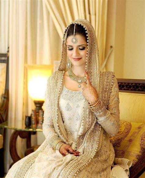 Pakistani Indian fashion bridal wear marriage dresses