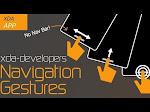 Navigation Gestures (Navegación con gestos) en versiones inferiores a Android P.