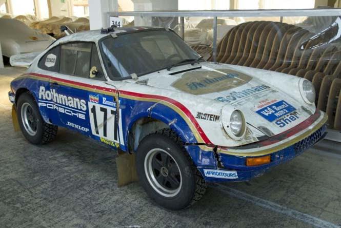 Εκπληκτική συλλογή από Porsche (10)