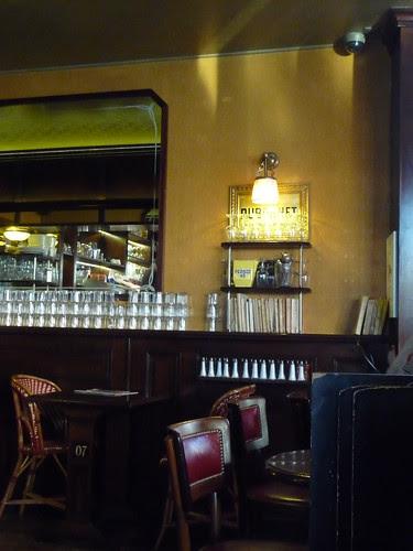 Paris Café Corner
